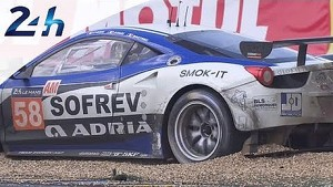Le Mans 2014: highlights hour 22