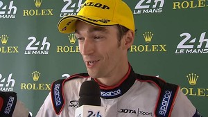 LE Mans 2014: Interview - Jota Sport #38 - Winners LMP2
