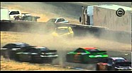 Huge hit for Kenseth after contact with Dale Jr. - 2014 NASCAR Sprint Cup Sonoma