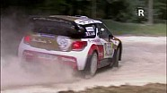 WRC legend Sebastien Loeb hits the Festival of Speed Rally Stage
