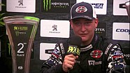 Loheac RX winners press conference - FIA World Rallycross Championship
