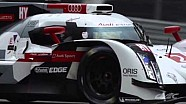 2014 FIA WEC 6 hours of CoTA - Qualifying Session Slow Motion