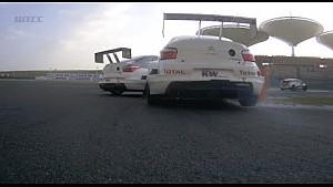 Loeb and Muller crash hard in Shanghai