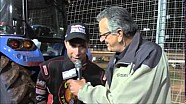 World of Outlaws STP Sprint Car Series Victory Lane from Night Three of the 2014 World Finals
