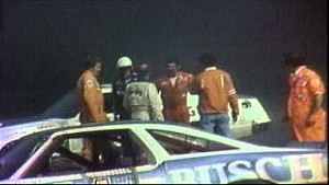 Daytona 500 1979: Donnie Allison and Cale Yarborough fight!
