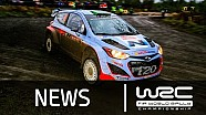 Stages 1-4: Wales Rally GB 2014
