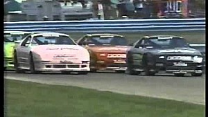 1991 IROC at Watkins Glen; Part 1 (STARTING GRID / START)