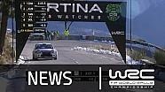 Rallye Monte-Carlo 2015: Stage 13