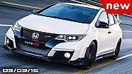 Honda Civic Type R, BMW M3, Jeep Renegade Hard Steel - en Fast Lane Daily