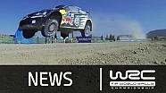 WRC Rally Guanajuato México 2015: Etapas 11-13