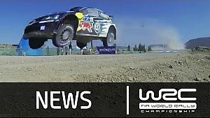 WRC Rally Guanajuato México 2015: Stages 11-13