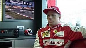 Scuderia Ferrari 2015 – Der GP von Australien – Räikkönen