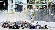 Лучшие моменты этапа Формулы Е в Майами