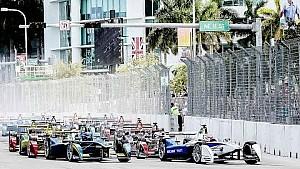 Highlights - 2015 FIA Formula E - Miami - Michelin