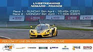 GT4 European Series - Carrera 2 - Nogaro 2015