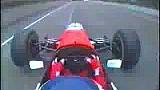 Авария Мики Хаккинена на Гран При Австралии 1995 года