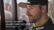 Crónicas de  IndyCar: James Hinchcliffe