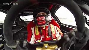 Una vuelta en Monza con Bjorn Grossmann