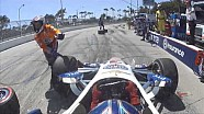 #INDYCAR In-Car Teatro: Toyota Grand Prix de Long Beach