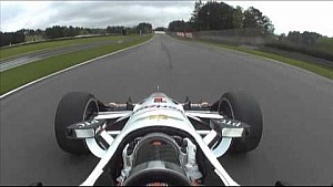 On Board : Will Power au Barber Motorsports Park