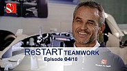 ReSTART: TRABAJO EN EQUIPO (04/10) - documental Sauber F1 Team