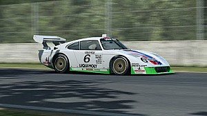 RaceRoom Racing Experience: Fabcar 935 at Zolder
