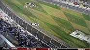 2013 Daytona NASCAR Nationwide HUGE Crash on Last Lap