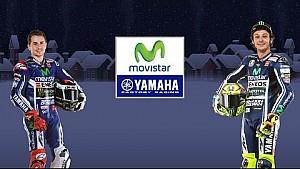 Season's Greetings from Movistar Yamaha MotoGP