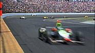 Accident de Bryan Clauson aux 500 miles d'Indianapolis