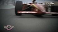 La victoire de Montoya aux 500 miles d'Indianapolis en 2000