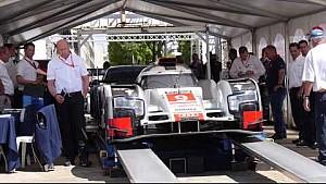 24 Heures du Mans - Le pesage
