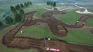 2015 High Point Motocross Animated Track Map