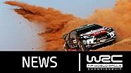 WRC - Rally Italia Sardegna 2015: Shakedown