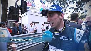 La carrera por el título: Sebastien Buemi