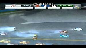 NASCAR Xfinity Daytona 2015 el primer Big One