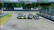 Blancpain Sprint Series, la carrera