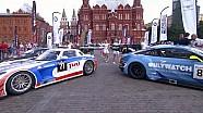 Серия Blancpain Sprint Series - Москва - Лучшие моменты