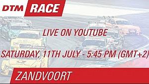 DTM - Zandvoort - Course 1 LIVE