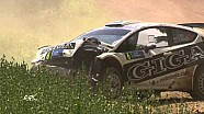 Auto24 Rally Estonia 2015 Parn Crash