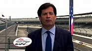 Brickyard 400 - Message from Doug Boles