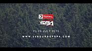 Es semana de carreras en SPA 2015 - Blancpain Endurance Series