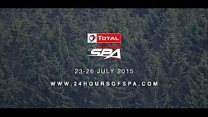 It's Race Week - SPA 2015 - Blancpain Endurance Series