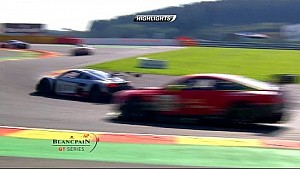 24 Hours of Spa 2015 - Short highlights (5th - Morning)