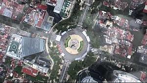 Así se vivió el Scuderia Ferrari Street Demo en la Ciudad de México.