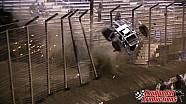 Massive sprint car crash at 360 Oval Nationals