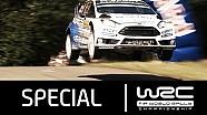 Rallye Deutschland 2015: Action Compilation