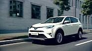 Présentation du nouveau Toyota RAV4 Hybrid