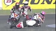 Asia Road Racing Championship crash compilation