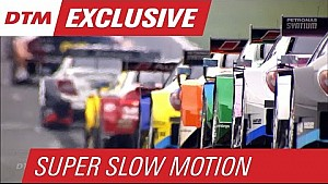 Super Slow Motion Highlights - DTM Oschersleben 2015