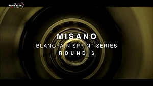 Preparation at Misano - Blancpain Sprint Series 2015
